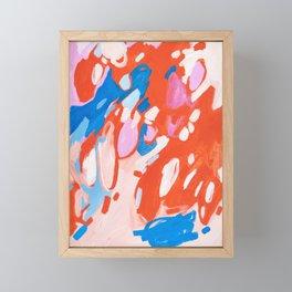 Smitten Framed Mini Art Print