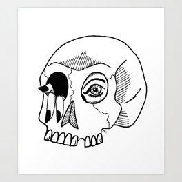 Claimed  Art Print