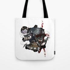 Kunoichi 3 of 4 Tote Bag