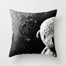 Palin Portrait Throw Pillow