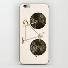 Licorice Bike iPhone & iPod Skin