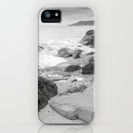 Towards Lyme Regis iPhone Case