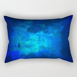 Blue Omni Rectangular Pillow