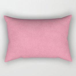 Speckled Texture - Pastel Pink Rectangular Pillow