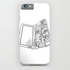 Laptop Surroundings Slim Case iPhone 6s