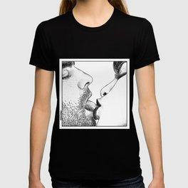 asc 561 - Le baiser corsaire (The corsair kiss) T-shirt