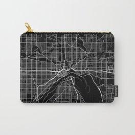 saint paul map minnesota Carry-All Pouch