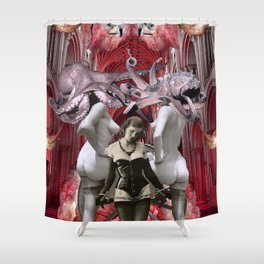 Gathering Of Witches Shower Curtain