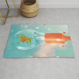 Goldfish Ideas Rug