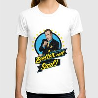 better call saul T-shirts featuring Better Call Saul by Akyanyme