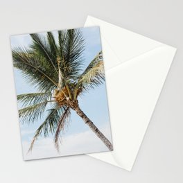 Tropical Palm Tree Stationery Cards