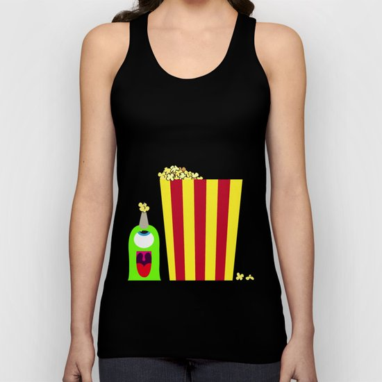 Bubol POP Unisex Tank Top