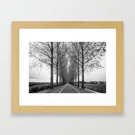 Netherlands Framed Art Print