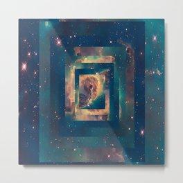 Center of my universe Metal Print