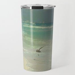 Carribean sea Travel Mug