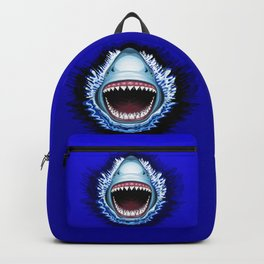 Shark Jaws Attack Backpack