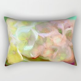 Hydrangea 2018 Rectangular Pillow