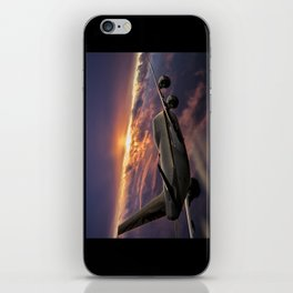 The Aircraft iPhone Skin