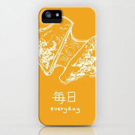 Grilled Cheese (mainichi) iPhone Case