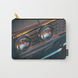 car yellow 6 Carry-All Pouch