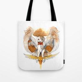 Potter Hedwig Owl Tote Bag