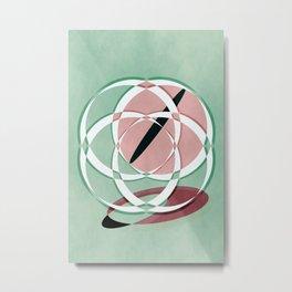 Abstract 2017 050 Metal Print