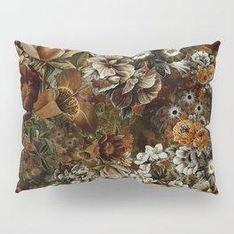 Night Garden Gold Pillow Sham