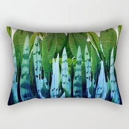 house plant Rectangular Pillow