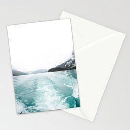 Maligne Lake | Landscape Photography | Alberta | Canada Stationery Cards