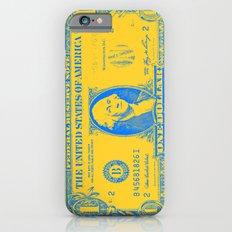 YELLOW MONEY Slim Case iPhone 6s