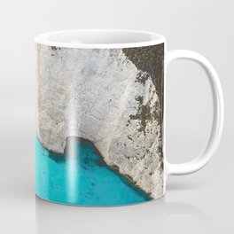Navagio Shipwreck Beach Coffee Mug