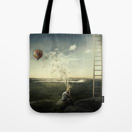 artist imagination Tote Bag