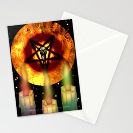 CANDELA TRES - 044 Stationery Cards