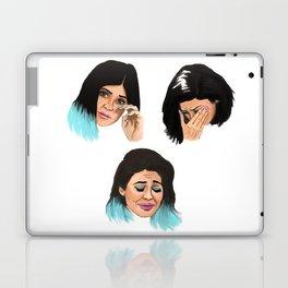 Krying Kylie Jenner Laptop & iPad Skin