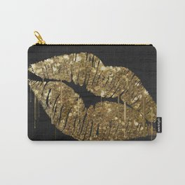 Goldenlips Carry-All Pouch