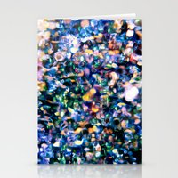 sparkle Stationery Cards featuring Sparkle by Stephen Linhart