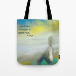 My Healing Tote Bag