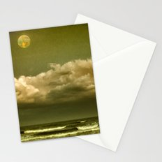 Alien Shore Stationery Cards