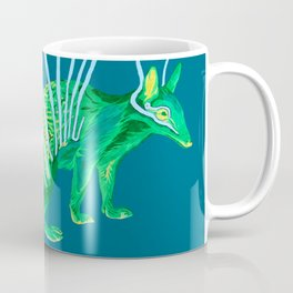 Circuit Board Numbat Coffee Mug