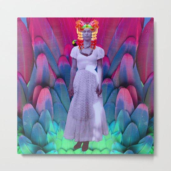 My Frida | My Herοine Metal Print