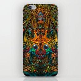 Lemuria iPhone Skin