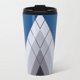 Iglu Lapis Blue Travel Mug