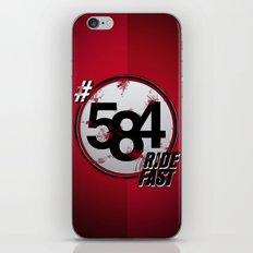 584  iPhone & iPod Skin