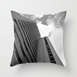 Keep Your Aim High (The Bird) Throw Pillow