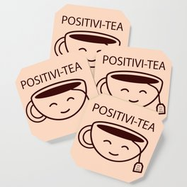 You Got This, Positive, Tea, Funny, Cute, Quote Coaster