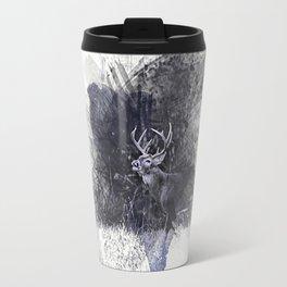 Expressions Deer Travel Mug