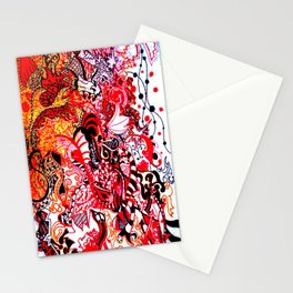 Amped Stationery Cards