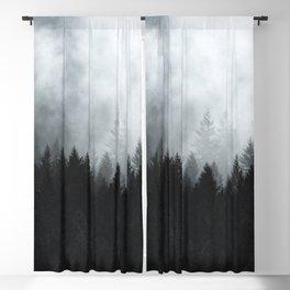 PNW Forest Mountain Adventure - 110/365 Blackout Curtain