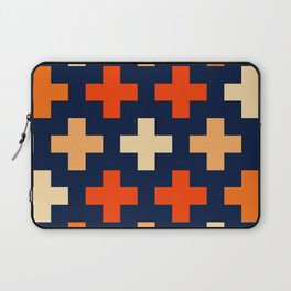 Retro Cross Dreams Laptop Sleeve