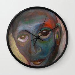 Blues Wall Clock